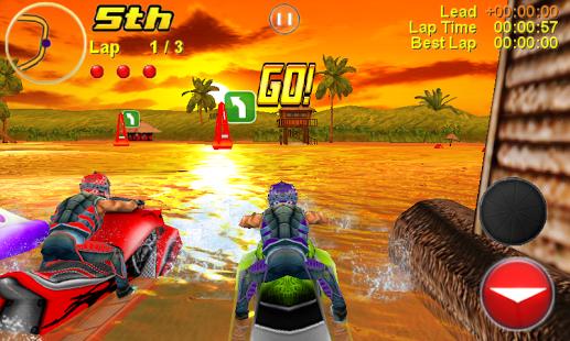 Aqua Moto Racing 2 Redux v1.0