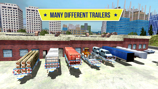 Big Truck Hero – Truck Driver v1.32 + data