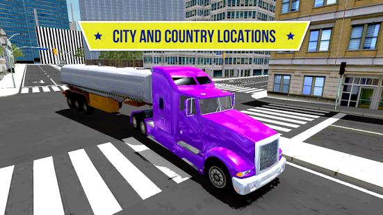 Big Truck Hero – Truck Driver v1.32 + data