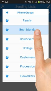 Multi SMS & Group SMS PRO v1.6.7