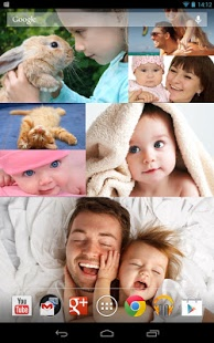 Photo Wall FX Live Wallpaper Pro v1.2.0
