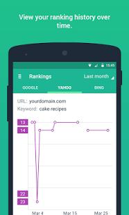 SEO SERP mojo Rank Tracker v2.16.3