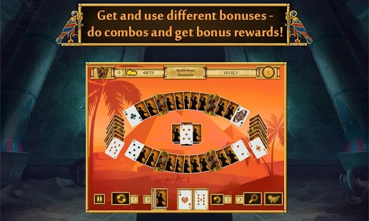 Solitaire Egypt Match v1.0