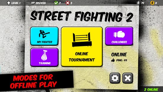 Street Fighting 2: Multiplayer v2.1