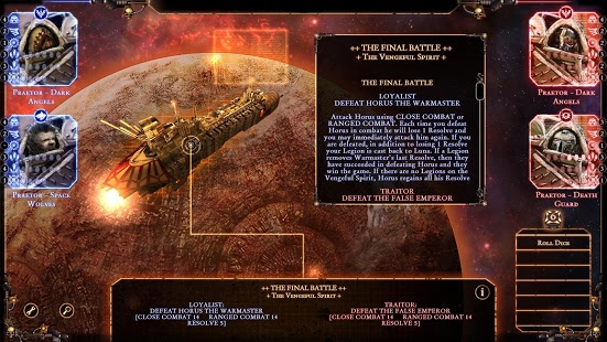 Talisman: The Horus Heresy v1.06
