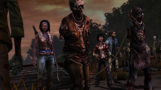 The Walking Dead: Michonne v1.1.1 + data