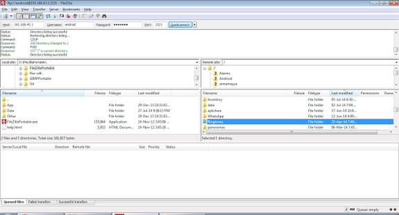 WiFi Pro FTP Server v1.3.0