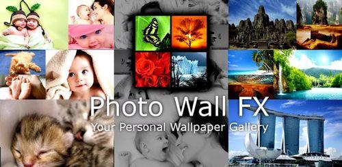 Photo Wall FX Live Wallpaper Pro v1.2.0