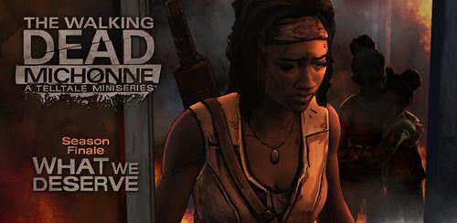 The Walking Dead: Michonne v1.1.1 + data