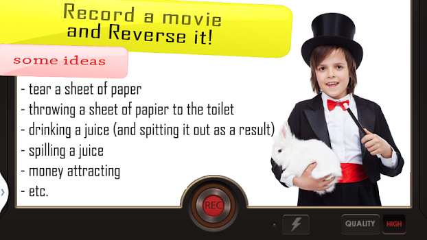 Reverse Movie FX – magic video v1.4.0.2.0
