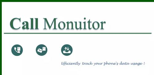 Call Monitor Pro + Data Usage v1.1
