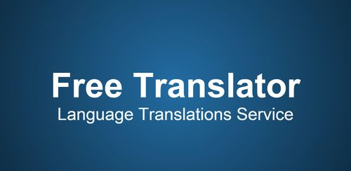 Translator for all languages v1.0