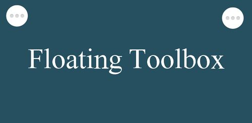 Floating Toolbox v3.50
