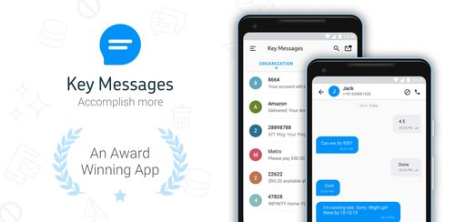 Block Text, SMS, Spam Blocker – Key Messages v11.0.66