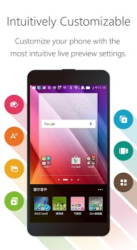 ZenUI Launcher-Theme,Wallpaper v3.0.6.2_161102