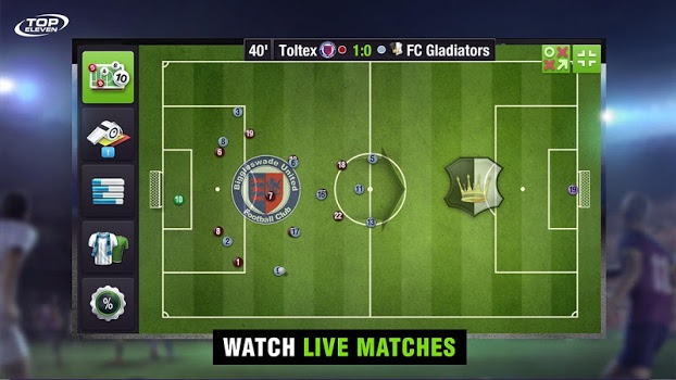 Top Eleven 2017 – Be a Soccer Manager v5.11