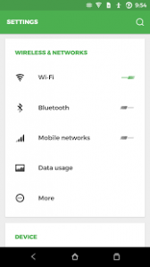 تصویر محیط Prozt Dashboard (Root) Full v2.0.1