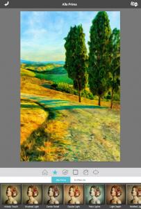 تصویر محیط Artista Impresso v1.3.47