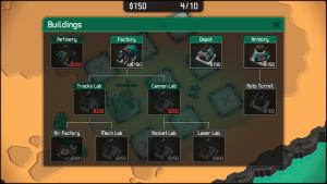 تصویر محیط MechCom 2 – 3D RTS v1.15
