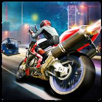 بازی موتور سواری در ترافیک های سنگین آیکون