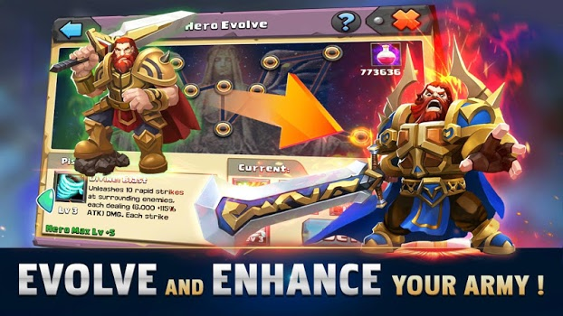 Clash of Lords: Guild Castle v1.0.429 + data