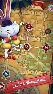 Alice in Wonderland PuzzleGolf v1.0.1