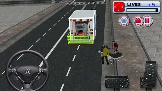 Ambulance Rescue 911 v1.9
