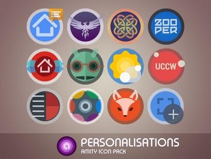 Amity Icon Pack v1.2.0