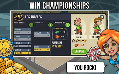 Basketball Battle v2.0.9