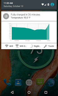 Battery Widget Reborn 2017 v2.5.0/PRO