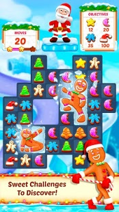 Christmas Cookie – Fun Match 3 v2.2.0