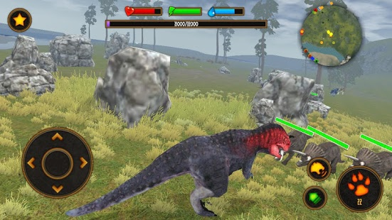 Clan of Carnotaurus v1.0