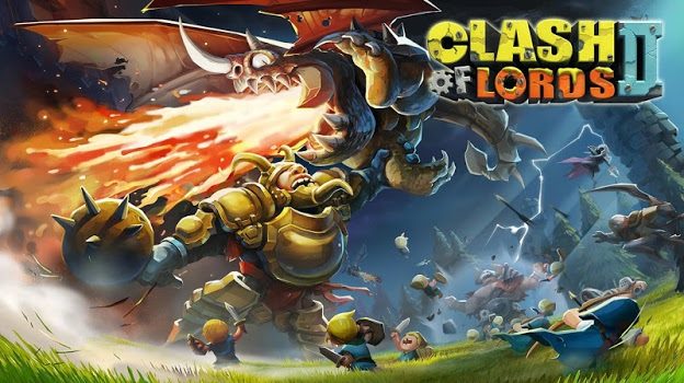 Clash of Lords 2 v1.0.231