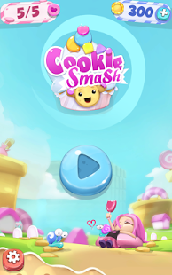 Cookie Smash Match 3 Games v1.8