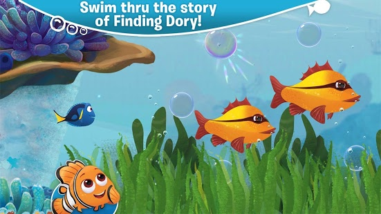 Finding Dory: Keep Swimming v1.11 + data