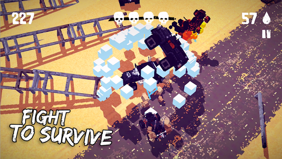 Fury Roads Survivor v1.4