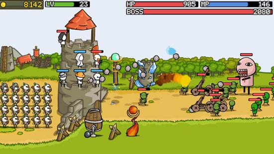 Grow Castle v1.11.4