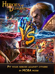 heroes of dungeon v1.0.0 + data