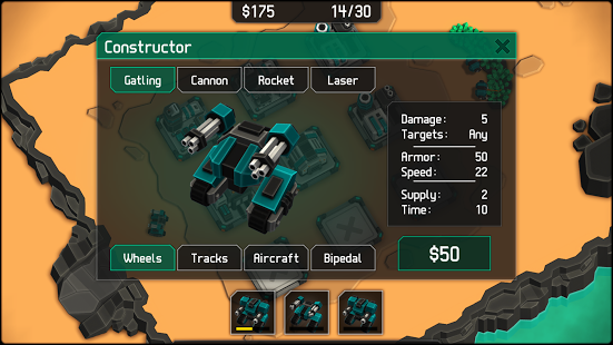 MechCom 2 – 3D RTS v1.12