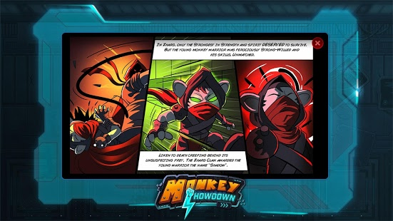 Monkey Showdown v1.0.2