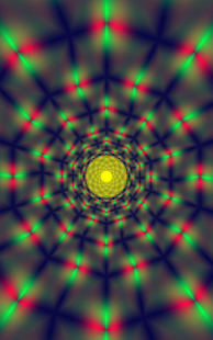 Morphing Tunnels Visualizer v1.26