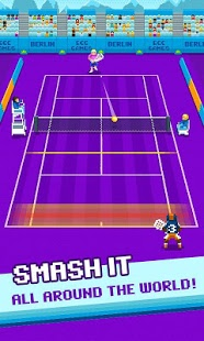 One Tap Tennis v1.10.00
