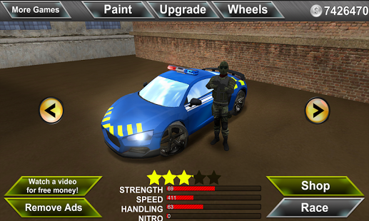 Police Agent vs Mafia Driver v1.10