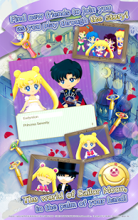Sailor Moon Drops v1.4.6 + data