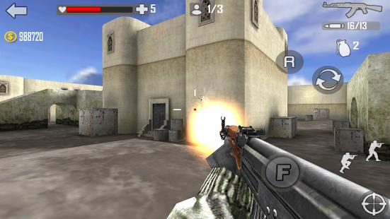 Shoot Strike War Fire v1.09