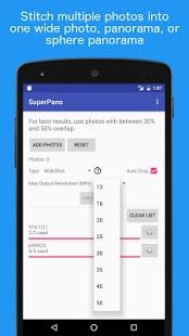 SuperPano v1.0