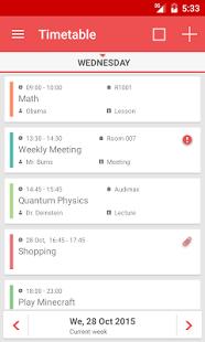 TimeTable++ Schedule Premium v8.0.9