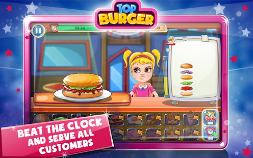Top Burger Chef: Cooking Story v4