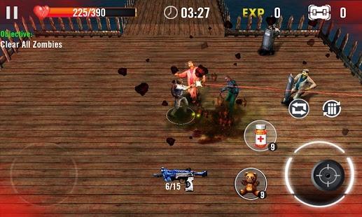 Zombie Overkill 3D v1.0.3
