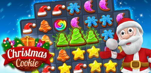 Christmas Cookie – Fun Match 3 v2.2.0
